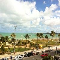 1/7/2013にTatiane A.がAtlântico Praia Hotelで撮った写真