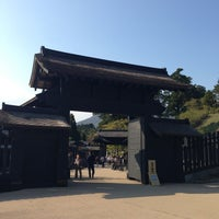 5/4/2013にMittyoi A.が箱根関所で撮った写真