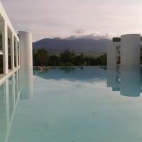Foto tomada en Hacienda Cantalagua Hotel & Country Club por Paw R. el 6/7/2014