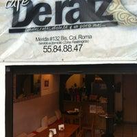Das Foto wurde bei Café de Raíz von Alfredo N. am 1/31/2013 aufgenommen