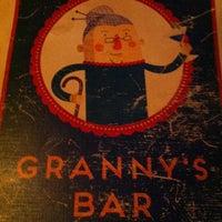 Снимок сделан в Granny's Bar пользователем Kseniya 6/5/2013