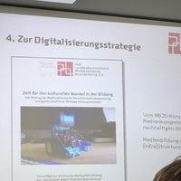 Das Foto wurde bei Medieninnovationszentrum Babelsberg (MIZ) von klischnet am 3/20/2018 aufgenommen