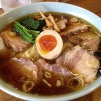 9/27/2012にちょぱが佐野ラーメン たかので撮った写真