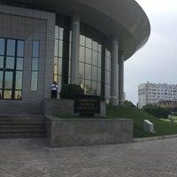 Снимок сделан в Ассоциация Банков Узбекистана / Uzbekistan Banking Association пользователем Federal 6/7/2016