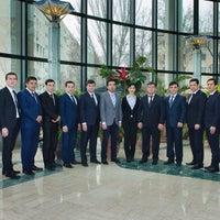 Снимок сделан в Ассоциация Банков Узбекистана / Uzbekistan Banking Association пользователем Federal 4/8/2015