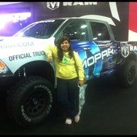 Foto tomada en Salón del Automóvil por Daisy el 10/17/2012