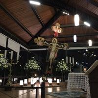 Снимок сделан в Templo De San Rafael пользователем Abigail 11/16/2015