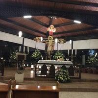 Снимок сделан в Templo De San Rafael пользователем Abigail 2/8/2016