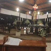 Снимок сделан в Templo De San Rafael пользователем Abigail 2/15/2016