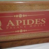 Foto tirada no(a) Apides Palace Hotel por Andrea L. em 3/8/2013
