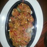 Foto scattata a Cunda Balık Restaurant da Burhan A. il 12/7/2012