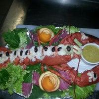 Foto scattata a Cunda Balık Restaurant da Burhan A. il 1/18/2013
