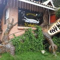 Foto tirada no(a) Krokodillo I por Wellington P. em 12/8/2012
