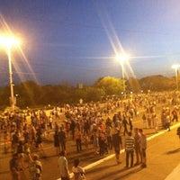 Снимок сделан в Площадь Суворова пользователем Милена . 5/9/2013