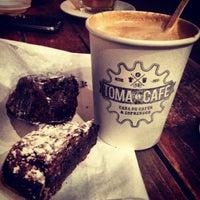 11/3/2012에 Raúl님이 Toma Café에서 찍은 사진