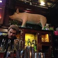 Das Foto wurde bei The Breslin Bar & Dining Room von Bobby A. am 3/7/2013 aufgenommen