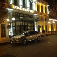 Foto tomada en Montania Special Class Hotel por Tuce E. el 11/28/2012