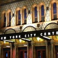 Das Foto wurde bei New York City Center von Chris B. am 11/24/2012 aufgenommen