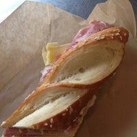 Foto scattata a Little t American Baker da Eden il 11/8/2012