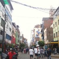 Foto tomada en Gamarra por Enrique Y. el 12/4/2012