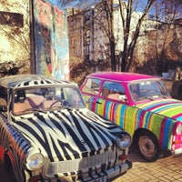 Foto tomada en Trabi-Safari / Trabi-World  por Off-The-Path.com el 3/3/2013