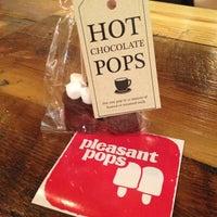 11/29/2012 tarihinde Farrah F.ziyaretçi tarafından Pleasant Pops Farmhouse Market & Cafe'de çekilen fotoğraf