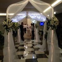 12/1/2012에 Ayse E.님이 Grand Hotel Gaziantep에서 찍은 사진