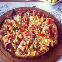6/6/2013 tarihinde Oğuz Ö.ziyaretçi tarafından Pizza Uno'de çekilen fotoğraf