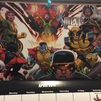 Das Foto wurde bei Marvel Entertainment von Cam am 4/4/2017 aufgenommen
