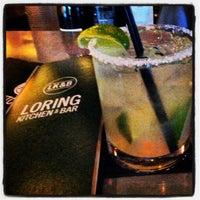 9/14/2012にJon D.がLoring Kitchen and Barで撮った写真