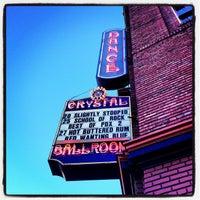 Foto scattata a Crystal Ballroom da Slightly Stoopid il 1/20/2013