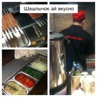Снимок сделан в Шашлычок пользователем Максим С. 2/15/2013