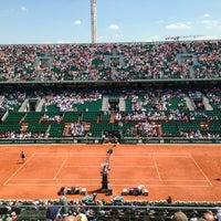 Photo prise au Stade Roland Garros par Luci D. le6/5/2013