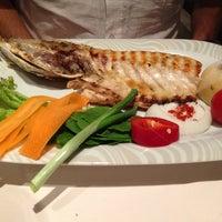 Das Foto wurde bei Safir Restaurant von Murat M. am 5/21/2013 aufgenommen