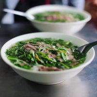 1/5/2016 tarihinde Ty J.ziyaretçi tarafından Phở Thìn Bờ Hồ'de çekilen fotoğraf