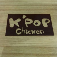5/17/2015에 Flavio M.님이 K'Pop Chicken에서 찍은 사진