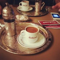 Foto tomada en Qahwah por özlem B. el 4/14/2013