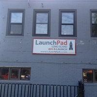 Das Foto wurde bei LaunchPad Long Island von @AndrewHazen am 11/5/2013 aufgenommen