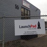 Das Foto wurde bei LaunchPad Long Island von @AndrewHazen am 11/12/2013 aufgenommen