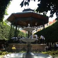 Foto tomada en Jardín de la Unión por Fierro el 4/28/2013