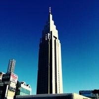 1/3/2013にsakahara y.が代々木駅で撮った写真