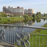รูปภาพถ่ายที่ Троєщинський канал โดย Anna S. เมื่อ 9/14/2012