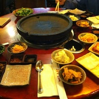 Foto scattata a Hae Jang Chon Korean BBQ Restaurant da Jennifer il 4/15/2013