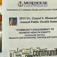 Morehouse School of Medicine - Медицинский вуз в Atlanta
