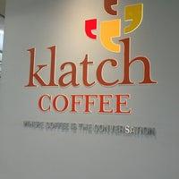 Foto scattata a Klatch Coffee da Rod I. il 9/9/2013