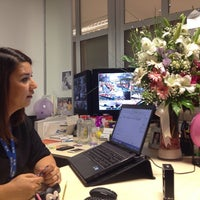 9/25/2014에 Zerrin A.님이 RGN İletişim Hizmetleri에서 찍은 사진