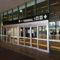 Снимок сделан в Aeroporto di Milano Malpensa (MXP) пользователем Bennie T. 5/10/2013