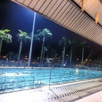 Photo prise au Clementi Swimming Complex par Amos L. le3/24/2014