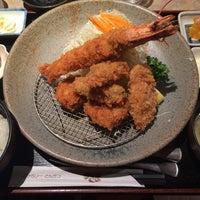 Foto tirada no(a) とんかつ風間 por Masako S. em 8/12/2016