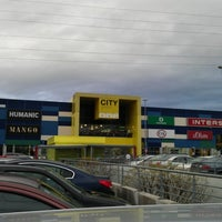 City Center One West Shopping Mall In Grad Zagreb